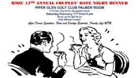 BMIC COUPLES DINNER