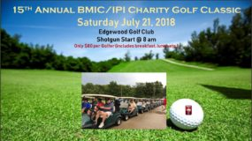 2018 BMIC GOLF OUTING, SATURDAY JULY 21, 2018